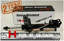 2 BRAND NEW REAR GAS SHOCK ABSORBERS FOR LEXUS RX300 4WD 02.2003- / GH 356301 /