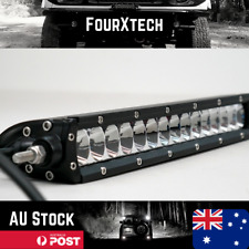 10inch Driver Series LED Light Bar Single Row CREE Work light truck 4wd Camping