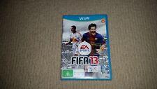 Fifa 13 Nintendo Wii U Game