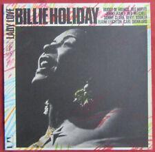 BILLIE HOLIDAY   LP US LADY LOVE