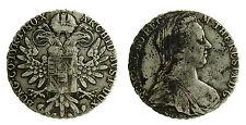 pcc1939_3) AUSTRIA - Maria Teresa d'Austria (1740-1780) - Tallero 1780