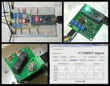 Minimal Basic Measurement Readout For Encoders Homodyne Interferometers Sg Md0