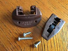New listing 1 x Kenlin Rite-Trak Ii Drawer Guide 168 & Stop Roller Screws, with Usps track #
