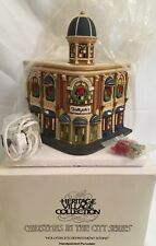 Dept 56 Christmas in the City Village Hollydale'S Department Store #55344 Boxed