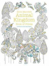 Millie Marotta's Animal Kingdom Big Book of Prints Adult Coloring 9x12 Frame