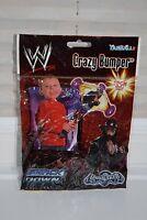 WWE ' SMACKDOWN & UNDERTAKER ' INFLATABLE CRAZY BUMPER 50cm