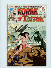Korak Son of Tarzan #58 VF Joe Kubert Rudy Florese August 1975 DC Comics