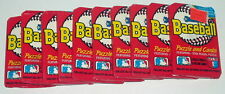 '88 Donruss Wax Pack 15 Cards per Pack Lot of 10 Packs Free Ship w/ Pro Packing
