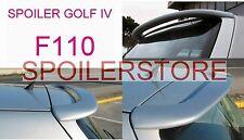 SPOILER  ALETTONE POSTERIORE  GOLF 4 IV CON PRIMER  F110P-SS110-5