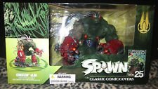 Spawn Creech Classic Comic Covers Series 25 2004 Deluxe Boxed Edition McFarlane