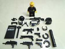 (no.19-7) custom swat police lego NAVY SEAL gun armes de l'armée pour lego