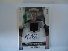 Tyler Seguin 2010 Certified RC Auto/Jersey #/499 Stars/Bruins FREE SHIP