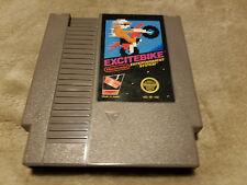 Excitebike Nintendo NES Video Game Cartridge Only