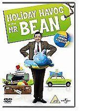 Mr Bean  - Holiday Havoc With Mr Bean Dvd Rowan Atkinson New Factory Sealed