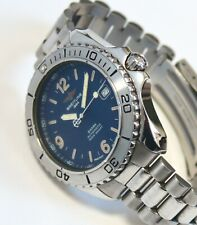 BREITLING men's watch, A17605 SHARK Automatic, Blue face, WATCH OF YOUR DREAMS!