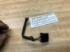1999-2004 Grand Cherokee Right Pass. Side Heated Seat Switch Wiring Connector