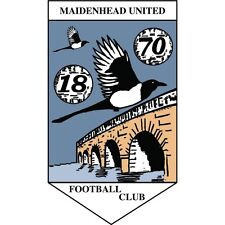 Maidenhead United Football Club Vinyl DieCut Sticker Decal Fc Soccer 4 Stickers