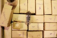 8pcs 6S41S Audiophile Military Triode Tube FACTORY BOX SAME DATE Ulyanovsk NOS