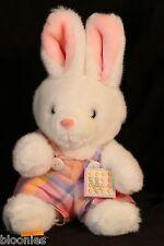 Baby Herschel Bunny Rabbit Plush Toy Doll Caltoy NWT