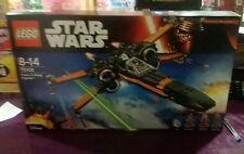 LEGO STAR WARS 75102 POE'S X-WING FIGHTER NEW  NUEVO A ESTRENAR Y PRECINTADO