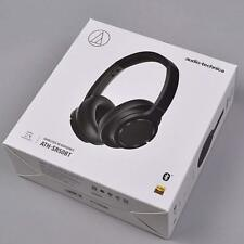 Audio-Technica ATH-SR50BT-BK Hi-Res Bluetooth Sealed Headphone Black New in Box