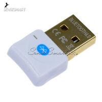 Bluetooth 4.0 Dongles Mini USB 2.0/3.0 Adapters Dual Mode CSR4.0 for Computer