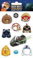 Angry Birds Star Wars tiefighter Brillo paquete de pegatinas