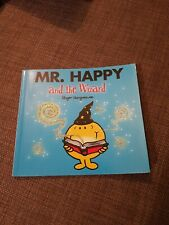 Mr. Men - Mr. Happy and the Wizard by Roger Hargreaves with added Sparkle