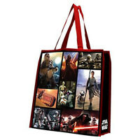 Star Wars Episode VII Force Awakens Recycled Shopper Tote NEW Carrier