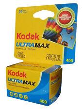 20 Rolls Kodak Ultramax 400 35mm Film GC 135-24 Exp GOLD Color Print 11/2021