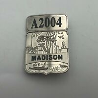 Ford Motor Co. Madison Plant Employee ID Badge Pin Advertising    S9
