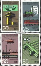 DDR 2968-2971 (kompl.Ausgabe) gestempelt 1985 Eisenbahn EUR 2,40