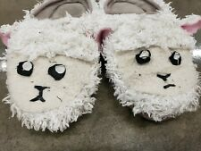 Cute Womens Slippers Size 9 10 Well Worn