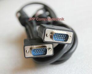 VGA-Kabel 3m VGA Monitorkabel Anschlusskabel für TFT LCD Monitor Profi Kabel