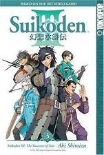 Suikoden III, Vol. 3 Aki Shimizu Paperback