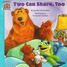 TWO CAN SHARE, TOO (Bear in the Big Blue House) by Cherrington, Janelle