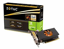 ZOTAC GeForce GT 730 2GB GDDR5 64-Bit Graphic Card - ZT-71101-10L