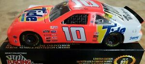 NEW! VINTAGE 1997 RACING CHAMPIONS #10 TIDE NASCAR RACE CAR(1 OF 830)