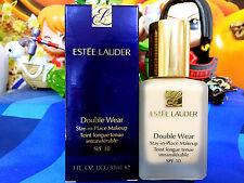 ESTEE LAUDER Double Wear Stay-in-SPF10 ◆1W2,2C0,2W0,1C1, 1W1,3W0◆ 30ml #17,65,66