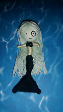 One Hand Crafted Zombie Mermaid Ornament by N C artist & mermaid Shelly Opearls