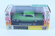 M2 DRIVERS 1957 CHEVROLET BEL AIR NEW IN BOX LOT #138