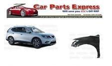NISSAN XTRAIL 2014+ NEW FRONT N/S (LEFT) WING - PAINTED ANY COLOUR