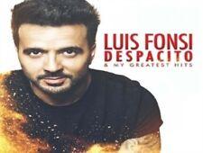 LUIS FONSI Despacito & My Greatest Hits CD NEU 2017