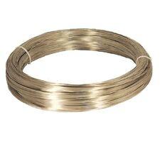 Titanium Wire Grade One 1.25 Mm Round 10 Ft. Genuine Pure Titanium