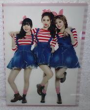 Orange Caramel Single Album Vol.4 Taiwan Promo Folder (ClearFile) After School