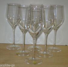 Vintage Rosenthal Long Stem Crystal Glasses, Set of 6 - Western Germany
