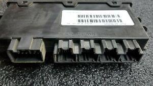 68110979AC Vehicle Systems Interface Module Instrument Panel Electronic Monitori