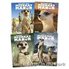 Meerkat Manor Complete TV Series Seasons 1 2 3 4 Box / DVD Set(s) - Out Of Print