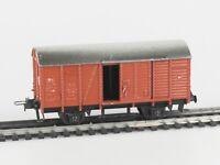 TRIX EXPRESS Spur H0 gedeckter Güterwagen Gr 20, Kassel, Guss, DB, Epoche III