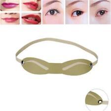 Micro blading Practice Head Band Eyebrow Permanent Makeup Fake Skin Training LA